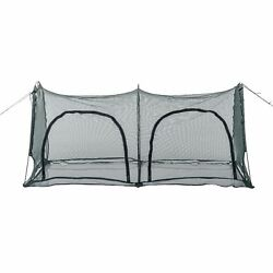 Maze Garden Net Tunnel Secures Against Strong Winds Foldableaus Brand- 2 Or 3m