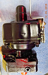Overhauled Hartzell E-3 Governor Assembly - E-3 With 0.00 Ttso And 8130-3 Tag