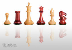 The Hastings Luxury Chess Set - Pieces Only - 4.0