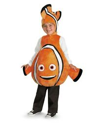 Finding Nemo Costume Deluxe Small Kids Costumes