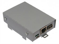 Beaglebone GREEN All-Metal DIN-RAIL Case Enclosure Housing Box Compact Size EU