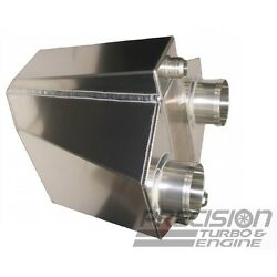 Precision Turbo Pt-4000 Water-to-air Intercooler 3000hp Pte 054-4000