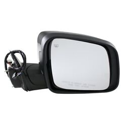 Am Frontright Passenger Side Door Mirror For Jeep Cherokee Ch1321360 Vaq2 New