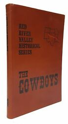 Signed The Cowboys Red River Valley Historical Series Vol 1 Limited Ed 94/100