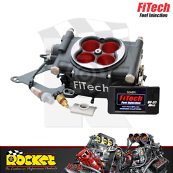 Fitech Go Efi 4 600hp Power Adder Self Tuning Fuel Injection System - Fh30004