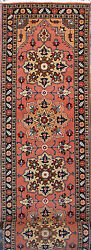 2and039 7 X 22and039 10 Tabriz Wool Authentic Hand Knotted Persian Rug