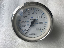 Faria Outboard Speedometer Gauge Se9236a