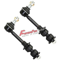 Pair Front Stabilizer Sway Bar Links For Dodge Ram 2006-2009 1500 2500 3500 4x4