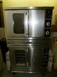 Commercial Convection Double Deck Oven - 3 Phase Electric