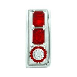 Ipcw 03-08 Hummer H2 Tail Lamps Crystal Clear Cwt-ce343c Pair