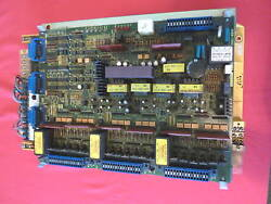 Fanuc Servo Amplifier A06b-6058-h304 Removed In Working Condition