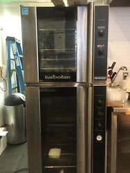 Tubofan Convention Oven W/proofing Cabinet Electric Operation