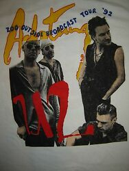 Vintage Concert T-shirt The U 2 Never Worn Never Washed Zoo Tour