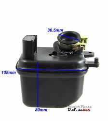 Chinese Air Filter And Housing Assembly For Yamaha Pw50 Pewee 50 Dirt Bike