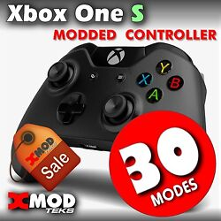 Xbox One S Modded Controller Rapid Fire Chip Modern Warfare Xmod 30 Modes