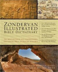 Zondervan Illustrated Bible Dictionary Hardback Or Cased Book