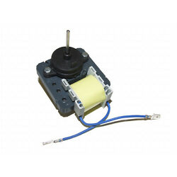 REPLACEMENT FROST FREE FRIDGE EVAPORATOR FAN MOTOR REVERSIBLE CW OR CCW 240V