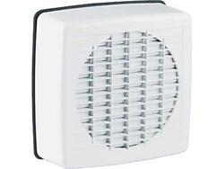 Airflow Exhaust Fan Wind 150mm Max Flow Rate 360m3/h White - Auto Or Pull Cord