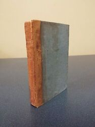 1841 Very Rare Bible Webster New Testament Printed In New Haven By Noah Webster