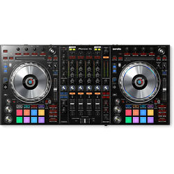 Pioneer DDJ-SZ2 4-Ch Digital DJ USB Controller w/ Serato Flip Pads and Effects