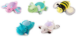 Summer Infant Slumber Buddies Projection and Melodies Soother 5 Types