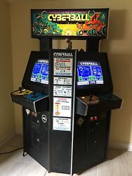 Vintage Video Game Football For Up To 4 Players Works Great.