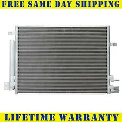 Ac Condenser For Cadillac Ats Cts 3.6 2.5 2.0 4222