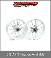 White Galespeed Type S Wheels Yamaha Yzf R1 2004-2006 0 Finance Available