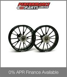 Black Galespeed Type S Wheels Yamaha Yzf R6 2008-2016 0 Finance Available