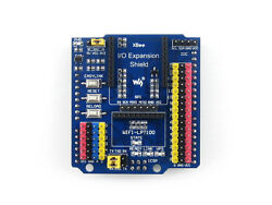 Io Expansion Shield For Wifi-lpt100 Wireless Module And Xbee Connection