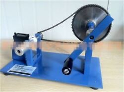 Manual Hand Coil Counting Winding Winder Machine For Thick Wire2mm Sg