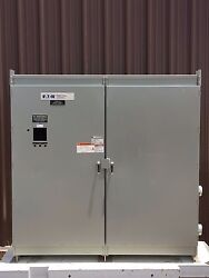 Eaton Type 1 Enclosed Industrial Control Panel 77x26x78