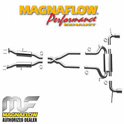 Magnaflow Cat Back Dual Exhaust System 2011-2019 Jeep Grand Cherokee 3.6l 5.7l