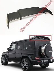 Rear Roof Spoiler Lip Wing Mercedes Gclass W463a W464 New 2018-2019 Brabus Style