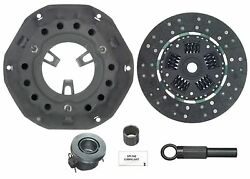 ACDelco 381156 Professional Clutch Kit with Clutch Disc Lever Type Cover and R