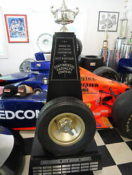 Indianapolis 500 Continental Casualty CNA Safety Award IMS Museum Indy