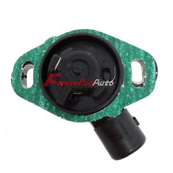 For 1992-2000 Honda Civic Tps Throttle Position Sensor Kit With Screws And Gasket