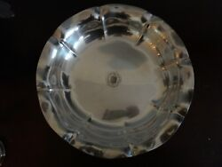 Vintage Reed And Barton Salem Silver Bowl From Meadow Brook Golf Club Reading Ma