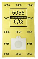 Kenmore Canister Type C Vacuum Bags 15 Pack Fits 5055, 50557, 50558, Panasonic