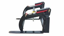 Skid Steer Fork Grapple Universal Quick Attach Fast Free Shipping