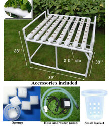 72 Sites Hydroponic Grow Kit Hydroponic System Indoor Garden Vegetable Planting