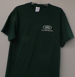 Land Rover Range Rover Embroidered T-Shirt S-6XL LT-4XLT New
