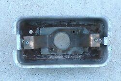 Seat Belt Switch Control Button Cup Console Ford Thunderbird Oem 1964-1966