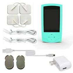Tens Unit 24 Modes Rechargeable Muscle Stimulator Electronic Pulse Massager Kit