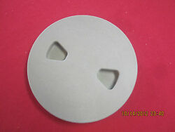 Th Marine 6and039 Screw-out Deck Plate- Dps-6-fawn