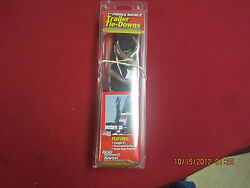 Th Marine/rod Saver Mf1 Paddle Buckle Trailer Tie-downs-length 4 Ft.