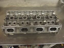 Cosworth Dfx One Head Bare Good Condition Lola March Indy 500 Usac Race Raceused
