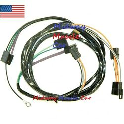 Auto Trans Center Console Extension Wiring Harness 70 1970 Olds Cutlass 442 F85