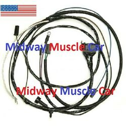 Engine Wiring Harness 64 Chevy Impala 283 327 Biscayne Ss Bel Air
