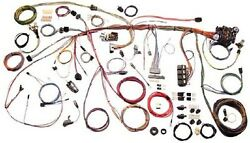 64 65 66 Ford Mustang Wiring Kit  Classic Update Wiring Harness Series